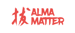 Alma Matter logotipo